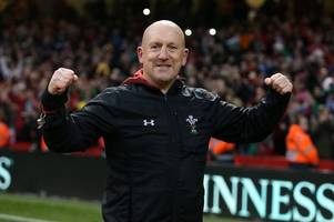 wigan warriors are trying to get hold of shaun edwards as they issue statement on wales coach