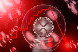 xrp price resumes bearish trend as xrp/btc continues to drop