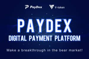 the blockchain payment platform paydex makes a breakthrough in the bear market