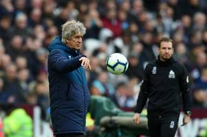 the important issues west ham and manuel pellegrini must tackle over the international break