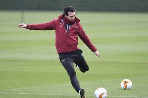 why the international break has come at the perfect time for unai emery and arsenal
