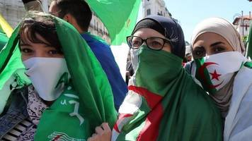 algeria's president bouteflika is going - but that's not enough for protesters