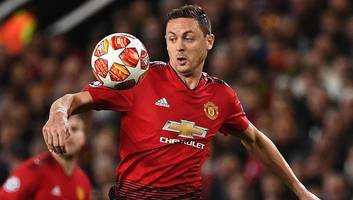 Nemanja Matic Piles Pressure on Chelsea & Arsenal as Battle for Top Four Finish Heats Up
