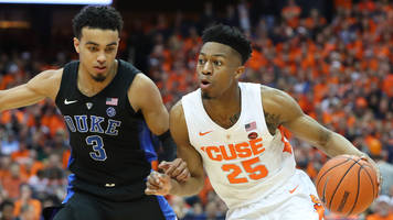 when does syracuse play? schedule, road to the final four
