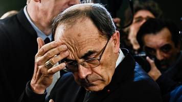 Pope rejects Cardinal Barbarin's resignation over abuse cover-up