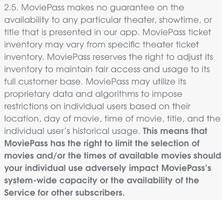 moviepass has officially launched its new unlimited plan — here are the details