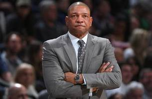 'this would be a tremendous get': cris carter on report doc rivers might have interest coaching lakers next season