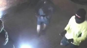 footage captures grenade attack at home in birmingham