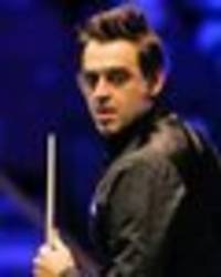 ronnie o'sullivan makes major roger federer claim as he discusses snooker legacy