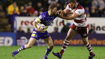 super league man of steel: dummy-half magic, dominant halves and wing wizards pick up points