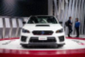 2019 subaru wrx sti, 2020 genesis gv80, bugatti royale sedan: today's car news