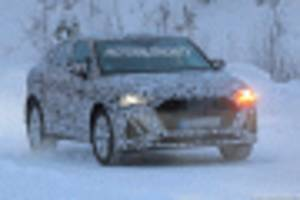 2020 audi q3 sportback spy shots and video