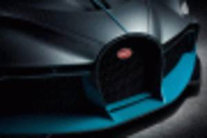 bugatti royale to return as electric super sedan?