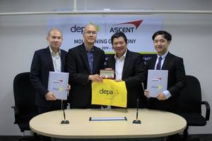 depa Joins Hands with 6 Top Leaders in IoT Innovation from Singapore to Bolster Digital Park Thailand & IoT Institute Initiative Under the 'Thailand 4.0' Policy for the Exchange of Know-how and Technology