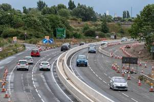 this is what happened at council debate about the a52 road project catastrophe