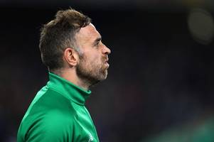 derby county defender richard keogh turns down surgery to make himself available for republic of ireland
