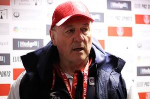 tim sheens more worried about having 17 fit players than winning at huddersfield giants