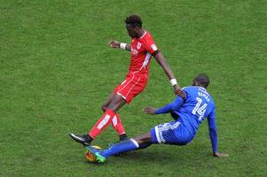 former bristol city striker tammy abraham on how cardiff city's sol bamba made his mum cry