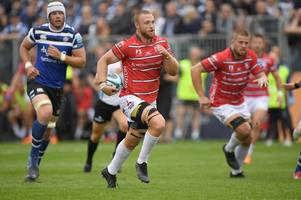 Gloucester Rugby v Bath Rugby derby to be televised live on free-to-air TV
