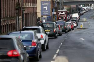 new £7m scheme to improve buses, cycle lanes, and congestion in nottingham