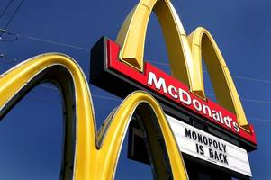 mcdonald's monopoly starts tomorrow - but should it be scrapped amid obesity crisis?