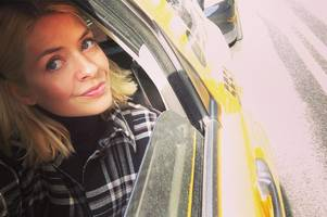 Holly Willoughby breaks silence on 'secret' New York trip amid fears she's quitting Britain