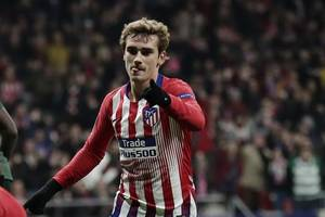 European paper round-up: Manchester United's chances of signing Antoine Griezmann improve