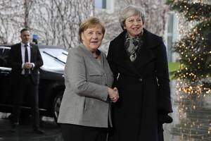 germany's merkel ready to fight to last minute for orderly brexit