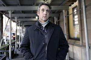 warrants reveal mueller sought cohen's emails months before fbi raided his home
