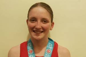 wishaw runner margaret just misses out on special olympics podium place