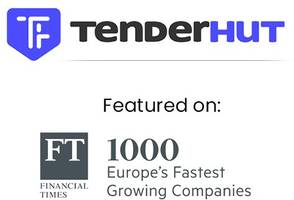tenderhut named the fastest growing it service company in europe according to financial times.