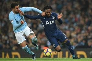 kyle walker's man city transfer handed pochettino a full-back problem he is still trying to fix