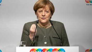 brexit: merkel vows to fight for orderly process