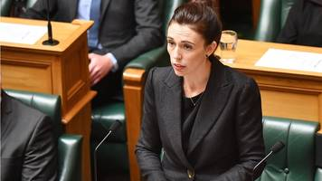 Christchurch shootings: Ardern vows never to say suspect's name