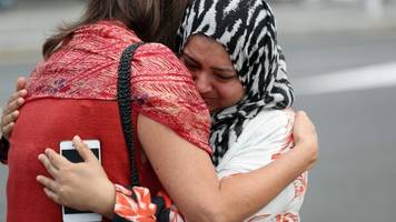 christchurch shootings: first funerals for victims of mosque attacks