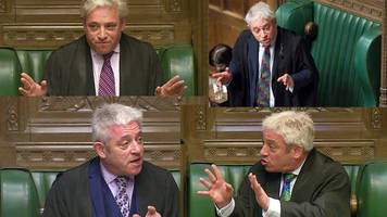 who is speaker john bercow and why does he shout order?