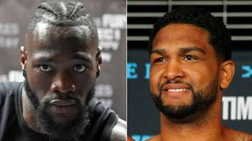 'i will knock this fool out' - wilder to defend wbc title against breazeale in may