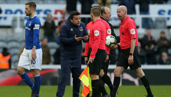 marco silva fined £12,000 by fa for charge of improper conduct after everton's loss to newcastle