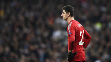 thibaut courtois refuses real madrid's offer of switch to man utd as david de gea pursuit continues
