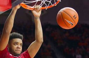 Morgan scores 28 as Indiana tops St. Francis in opening round of NIT