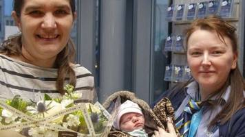 sheffield baby's bus station delivery was 'destinie'