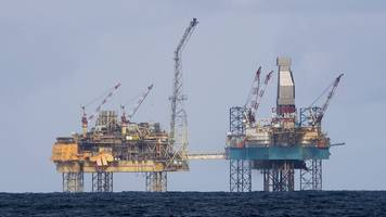 uk oil and gas industry 'needs £200bn of investment' for future development
