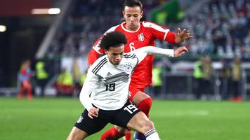 germany 1-1 serbia: youthful germans begin 2019 with draw