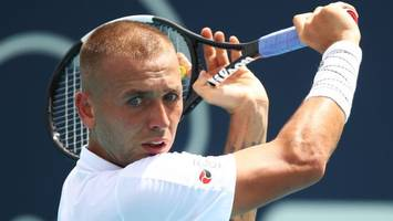 Miami Open: Dan Evans through as a 'lucky loser' but Jay Clarke is beaten in qualifying