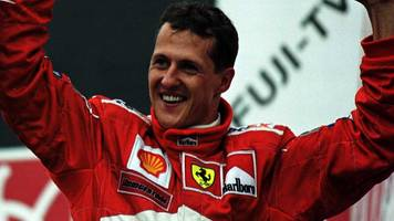 mick schumacher: 'being compared to my father is no problem'