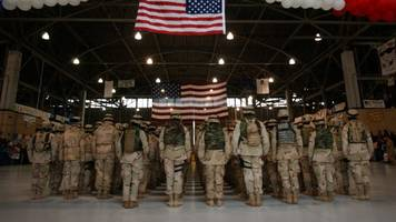 judge says injunction on military's transgender policy still in place