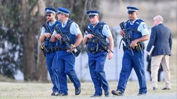 police: suspect in new zealand mosque attacks had a third target