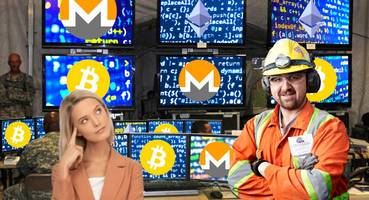 malware rises from the dead to take vengeance on cryptocurrency trading firms