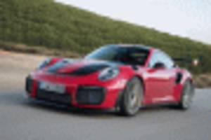 porsche to rebuild four 911 gt2 rs models after first batch sinks at sea