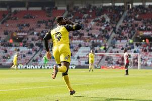 darren bent had this to say about celebrating his goal for burton albion as they relegated sunderland
